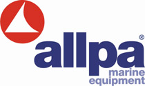 Logo Allpa marine equipment